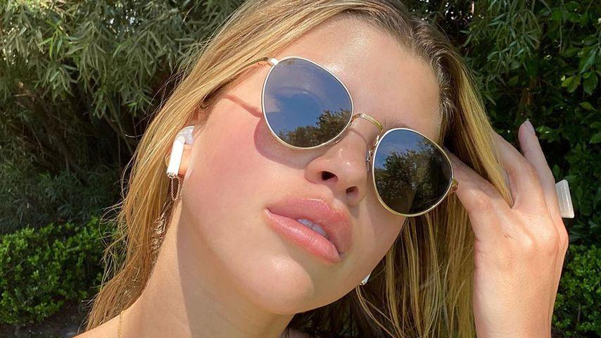 Sofia Richie im April 2020