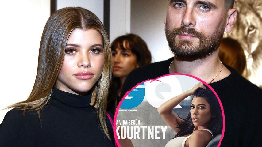 Sofia überzeugt: Kourtney K's Nackt-Shooting ist für Scott!