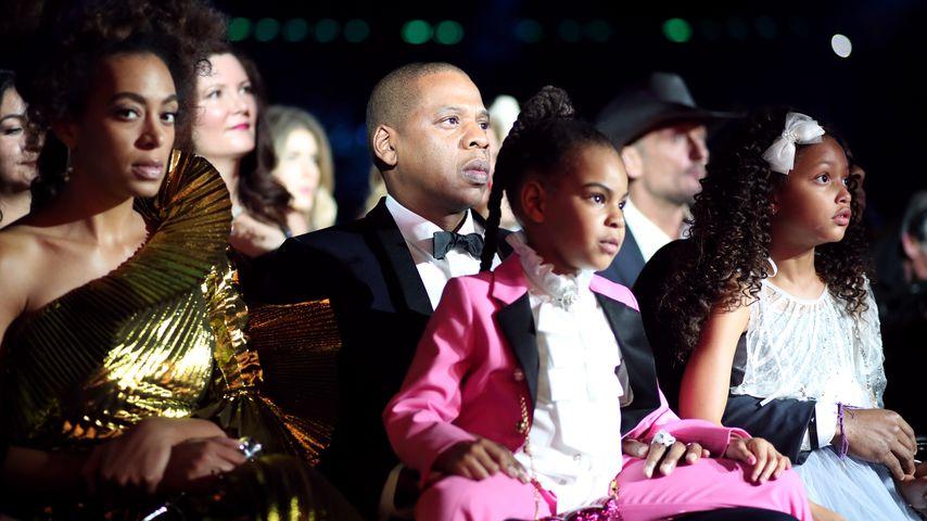 Nach Aufzug-Prügelei: So ist Jay-Zs Verhältnis zu Solange!