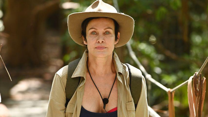 Sonja Kirchberger an Tag 12 im Dschungelcamp