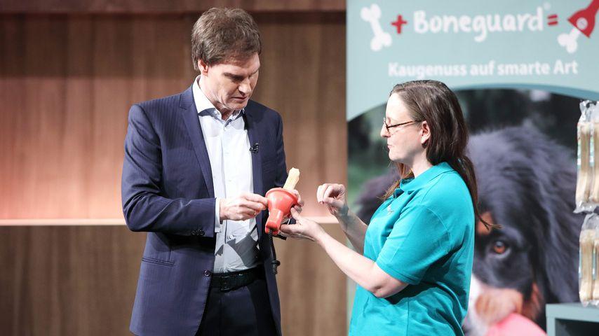 Sonja Labitzke mit Carsten Maschmeyer
