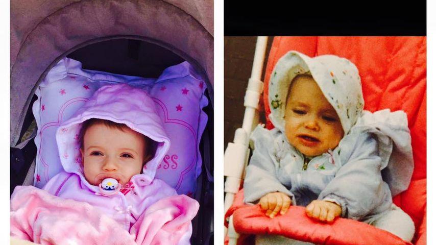 Buggy-Battle: Dani Katzenberger & Sophia sind Baby-Zwillinge