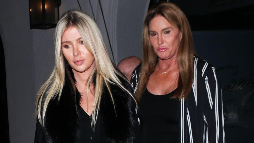 Seltene Paparazzi-Pics: Sophia & Caitlyn Jenner nach Dinner!