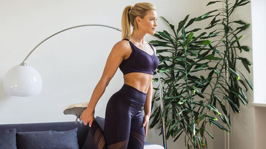 Sophia Thiel im Dezember 2017