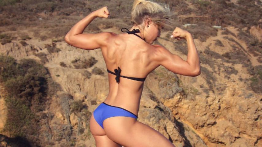 Fitness-Queen Sophia Thiel