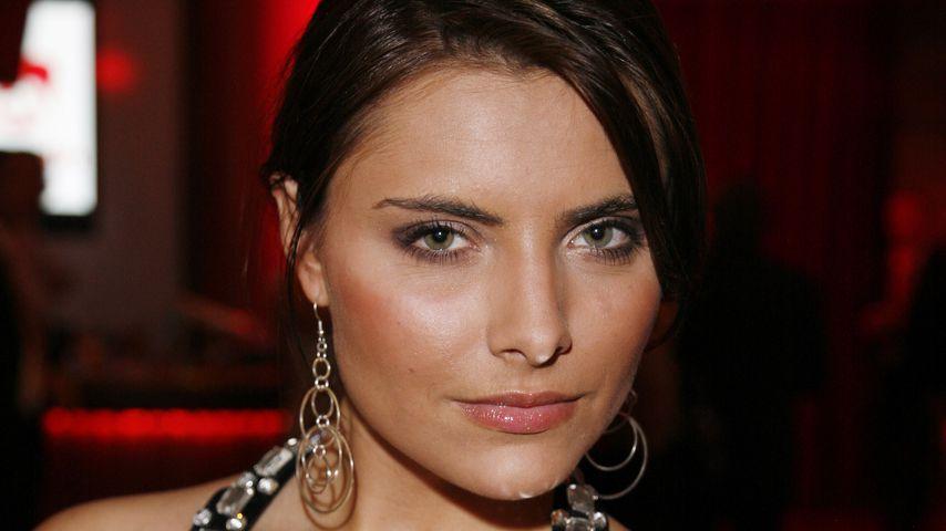 Model Sophia Thomalla, in Essen 2009