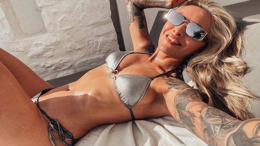 Sophia Thomalla im XS-Bikini: So heiß kann der Herbst sein