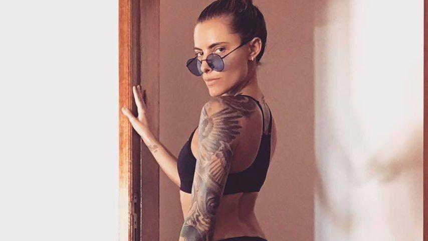 Sexbombe Sophia Thomalla: Ist sie gerne der heiße Feger?