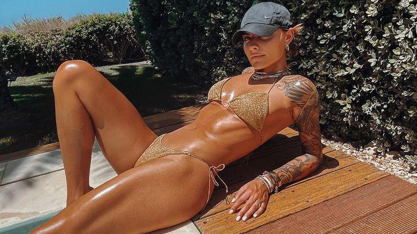 Heiß! Sophia Thomalla zeigt ihren Hammer-Body im Bikini