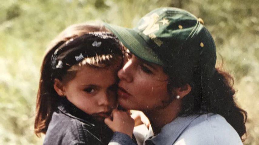Sophia Thomalla und ihre Mama Simone