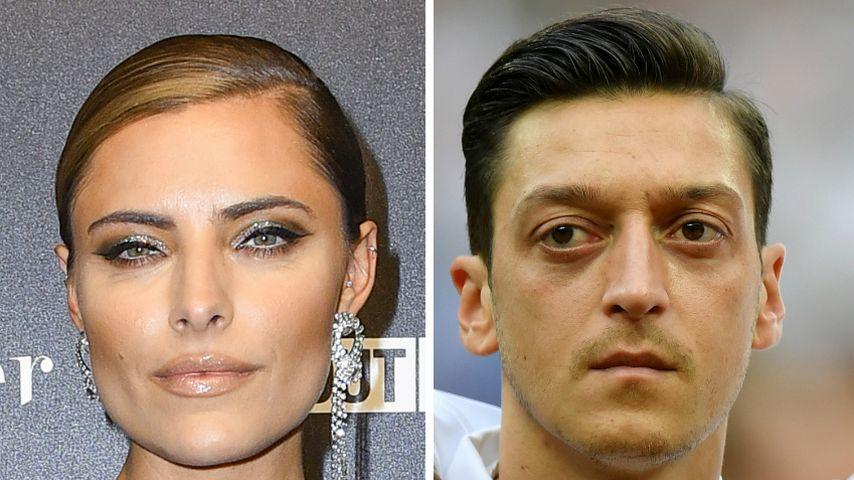 Als WM-Expertin: Sophia Thomalla rechnet mit Mesut Özil ab