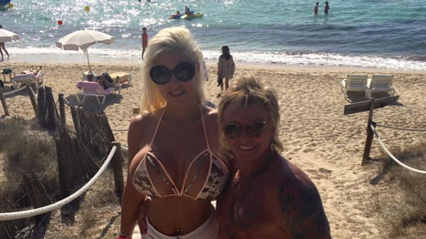 Trotz Pleite: Sophia & Bert Wollersheim urlauben auf Ibiza!