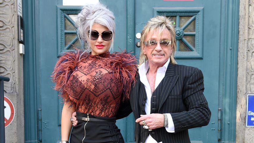 Sophia und Bert Wollersheim vor ihrem Scheidungstermin