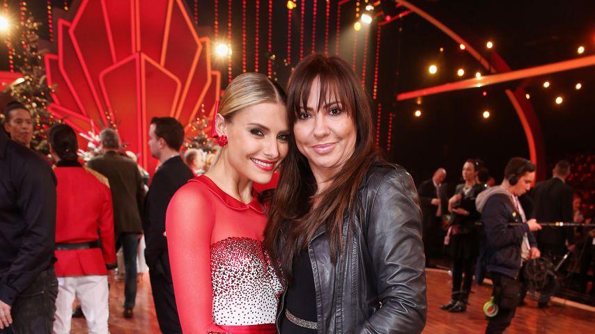 "Sophia und Simone Thomalla bei ""Let's Dance"" 2013"