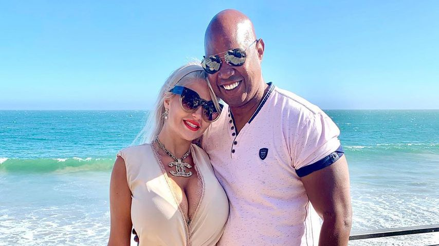 Sophia Vegas und Daniel Charlier, 2020
