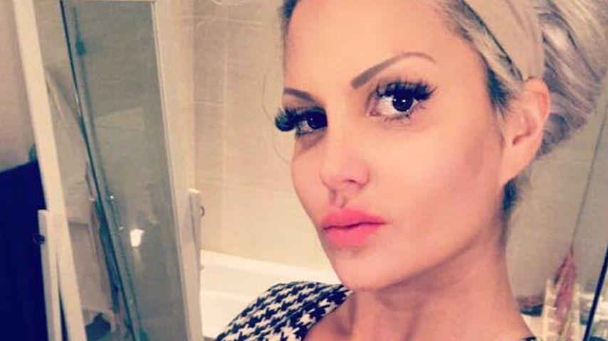 Sofort sicher: Sophia Vegas wollte gleich Kids mit ihrem Dan