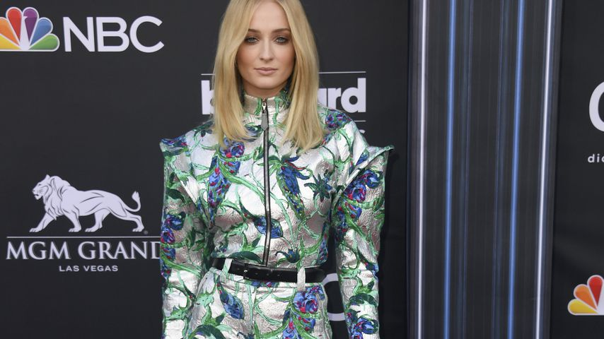 Sophie Turner bei den Billboard Music Awards 2019