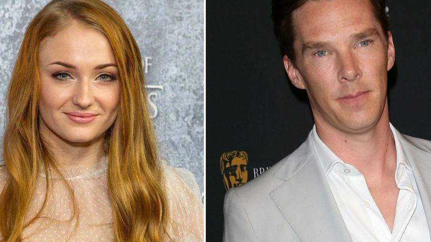 Falsche Sophie! GoT-Star mit Cumberbatch verlobt?