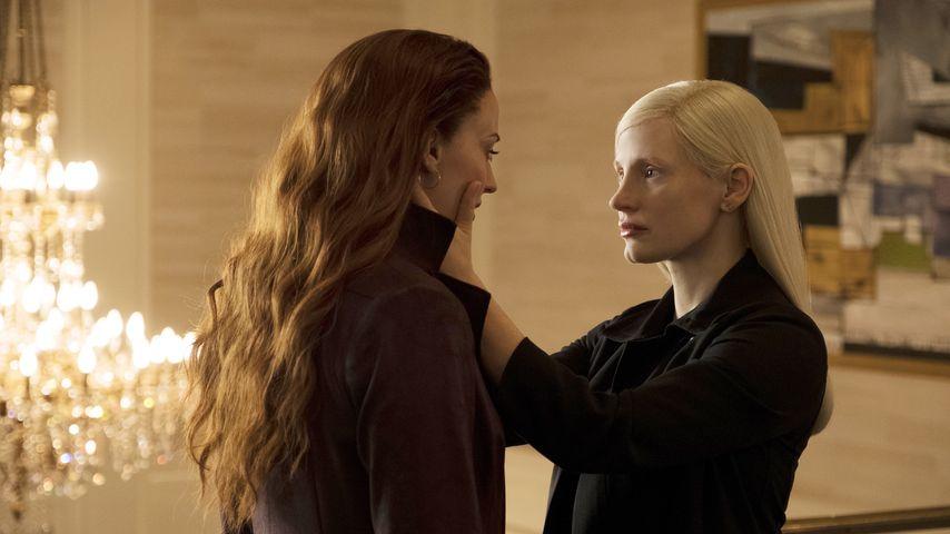 """Sophie Turner und Jessica Chastain in """"X-Men: Dark Phoenix"""""""
