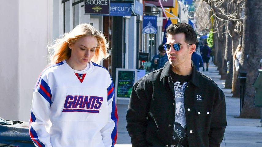 Sophie Turner und Joe Jonas in Kalifornien
