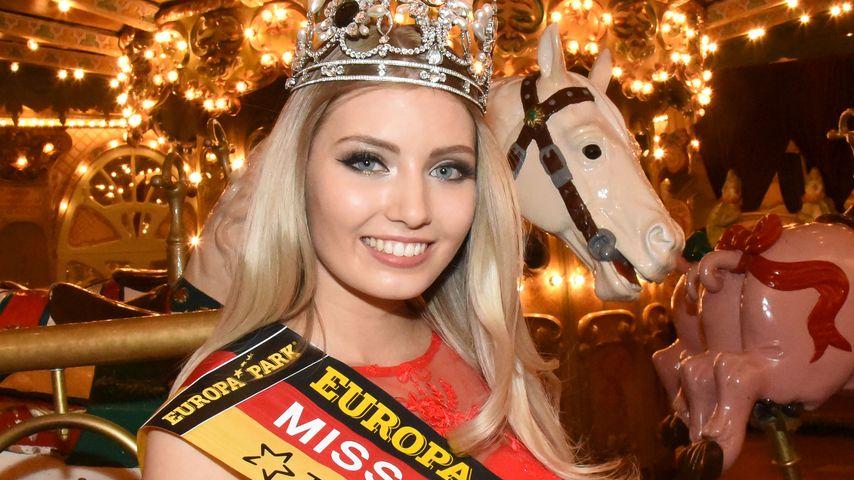 "Soraya Kohlmann bei der ""Miss Germany""-Wahl"
