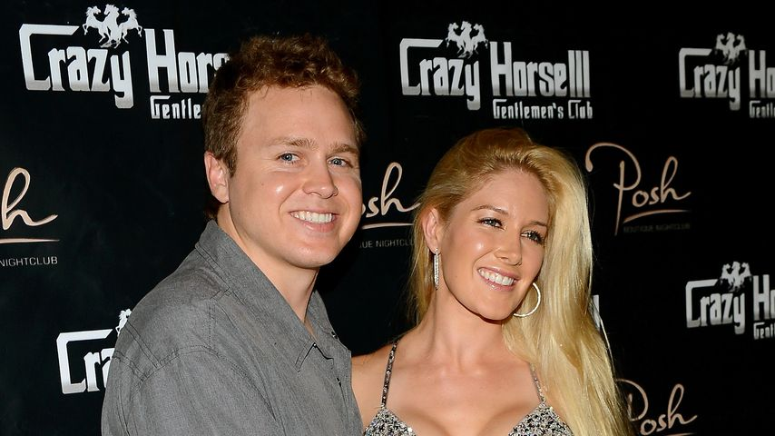 Spencer Pratt und Heidi Montag im Crazy Horse III Gentlemen's Club in Las Vegas