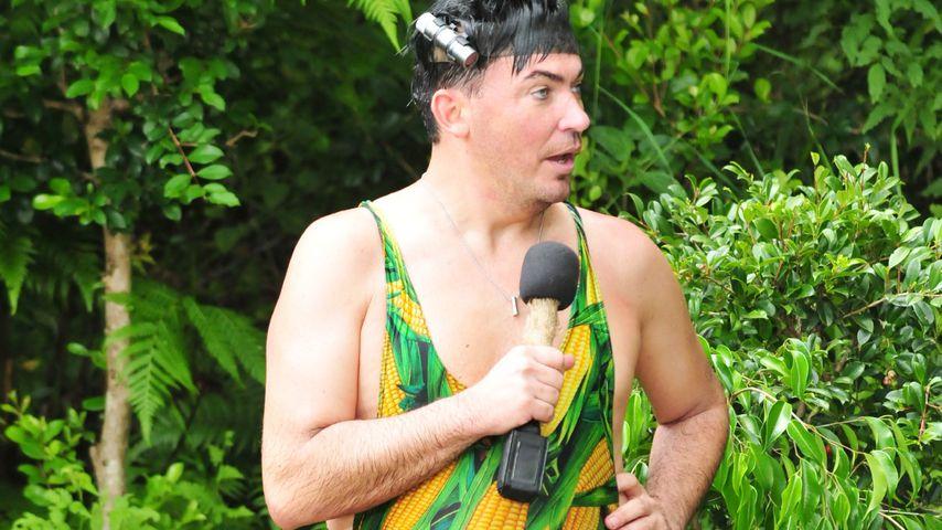 Dschungel-Natter Matthias: Bei Promi-Zuschauern unten durch?