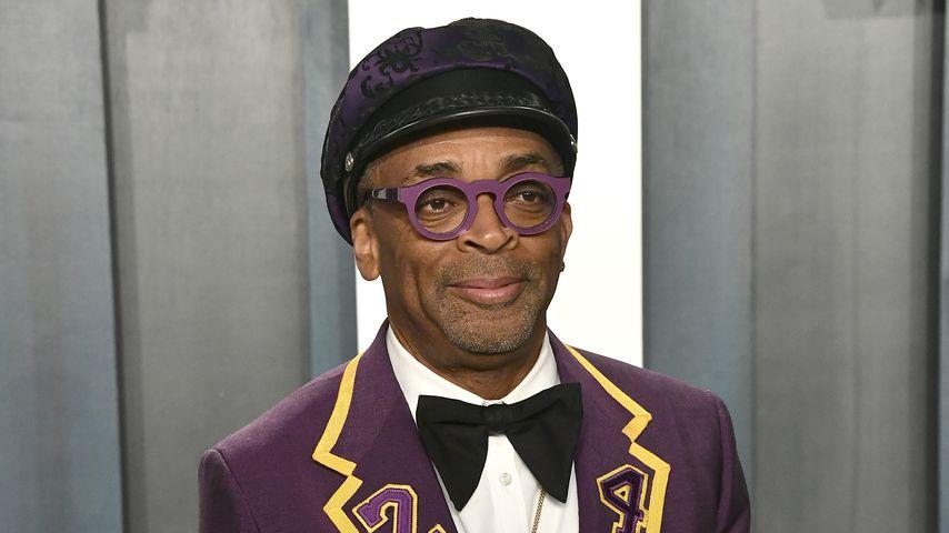 Spike Lee bei einer Oscar-Party im Februar 2020