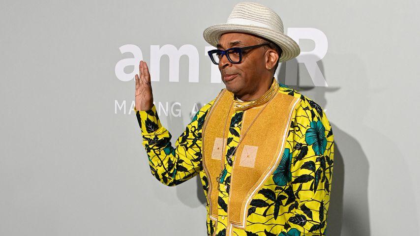 Spike Lee bei der amfAR Gala im Juli 2021