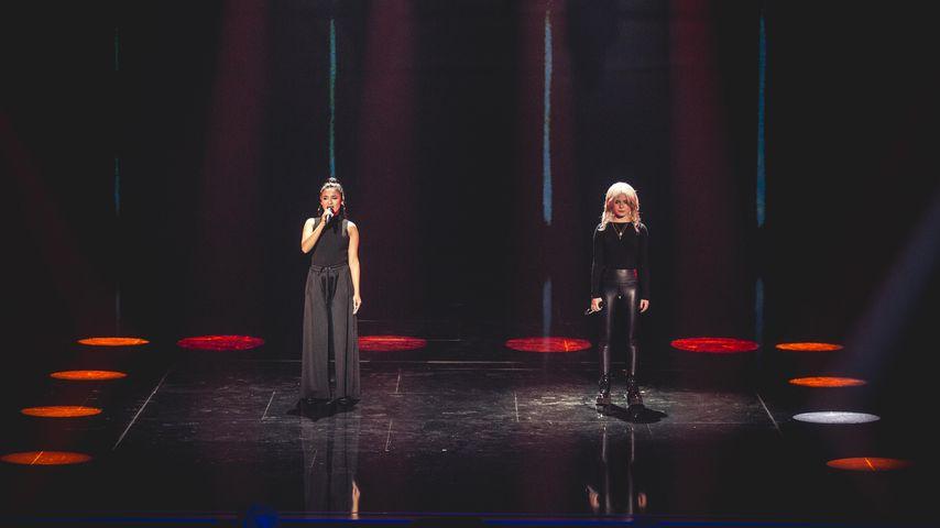 Pop-Duo S!sters im Februar 2019 in Berlin