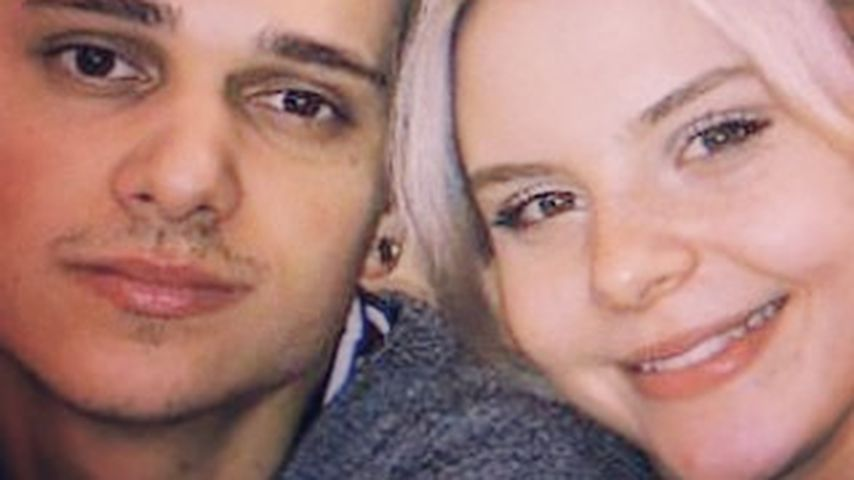 S!sters-Mitglied Carlotta Truman und ihr Freund Jonas