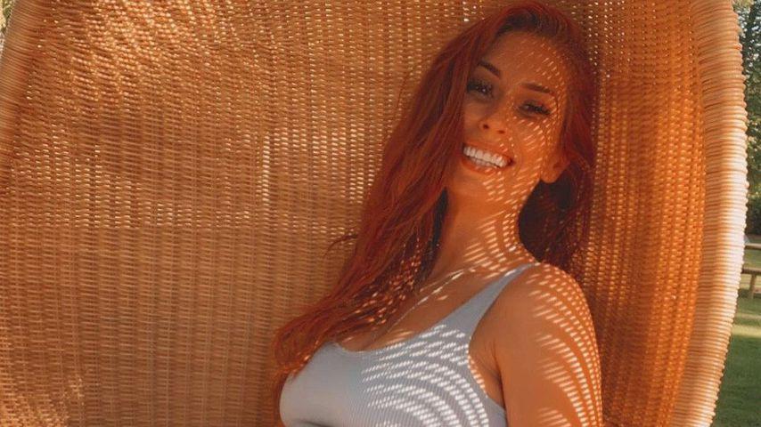 Stacey Solomon, ehemalige X-Factor-Kandidatin