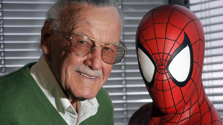 Vor seinem Tod: Stan Lee hinterließ Hommage an seine Fans!