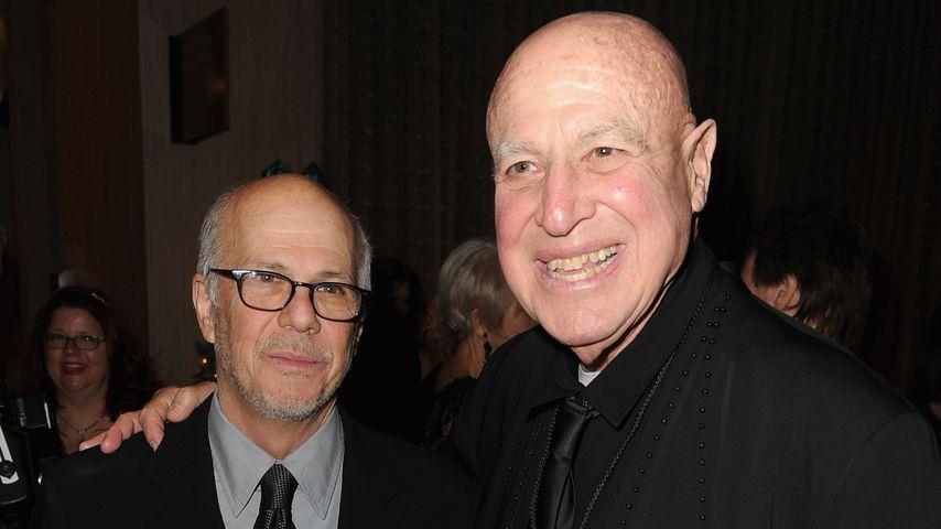Stan Rosenfield und Paul Bloch im Dezember 2013