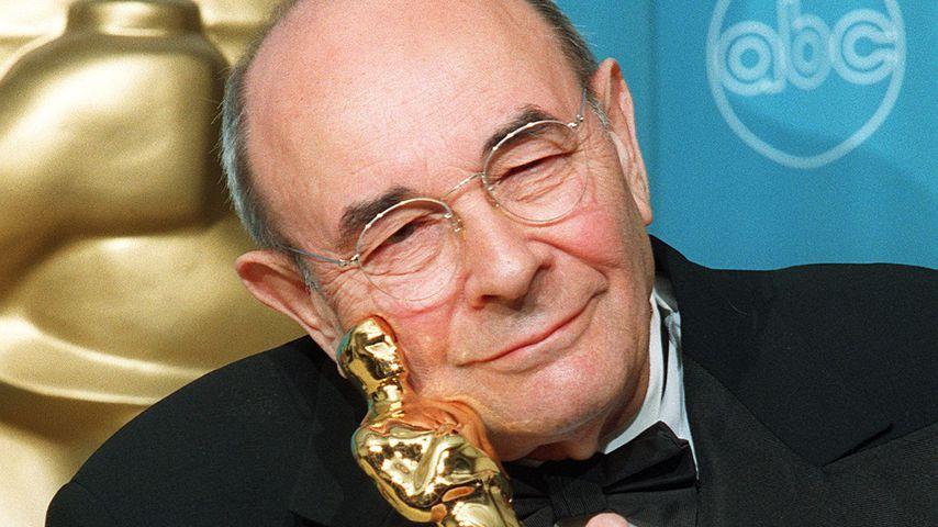Stanley Donen bei der Oscar-Verleihung 1997