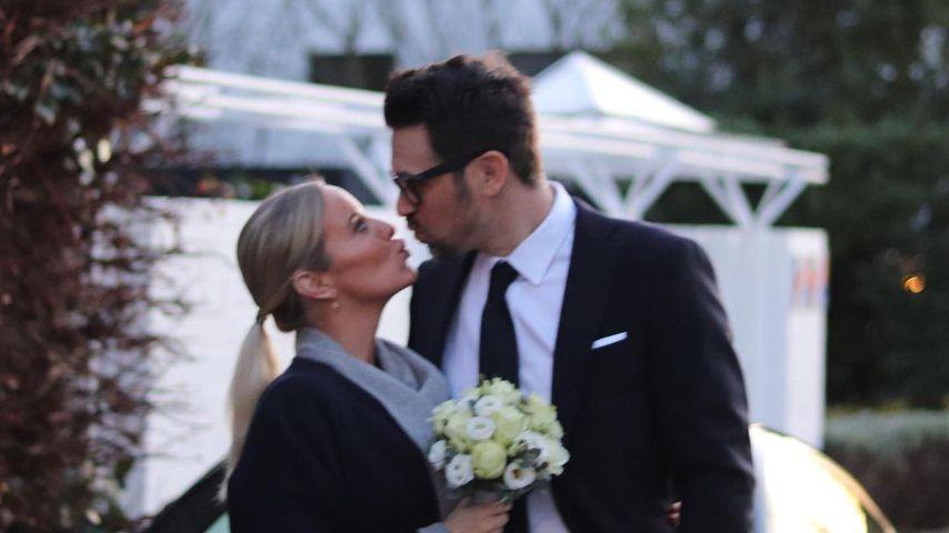 Stefan Gritzka mit seiner Frau