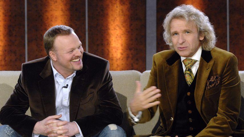 """TV-Kracher: """"Wetten, dass..?""""-Remake mit Raab & Gottschalk?"""