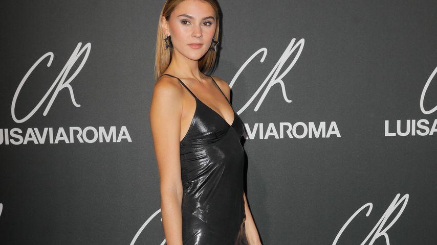 Stefanie Giesinger bei der Paris Fashion Week 2018