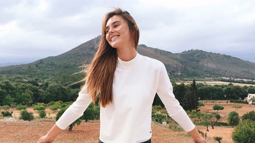 Ihre Fans sorgen sich: Ist Stefanie Giesinger zu dünn?