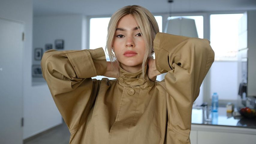 Haar-Transformation: Stefanie Giesinger ist jetzt blond!