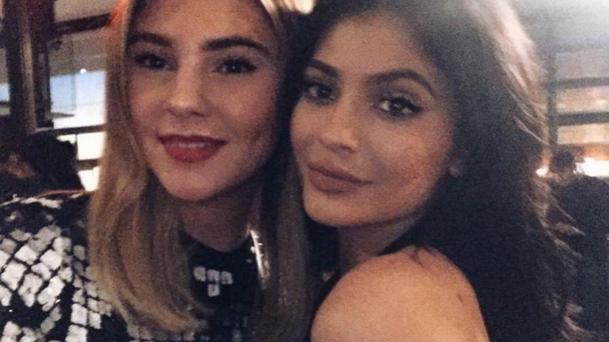 Stefanie Giesinger und Kylie Jenner