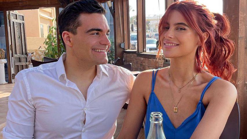 Stefano Zarrella und Romina Palm