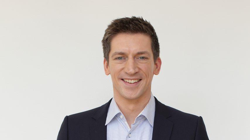 Moderator Steffen Hallaschka