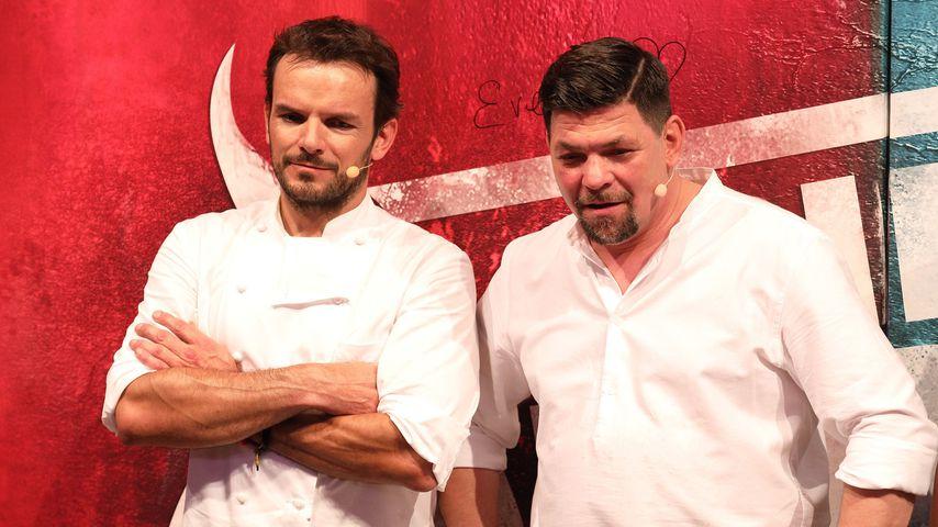 """Nach """"Grill den Profi""""-Duell: Henssler bald in Mälzer-Show?"""