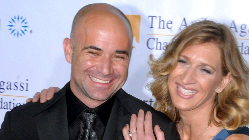 Steffi Graf und Andre: Das ist ihr Ehe-Geheimnis!