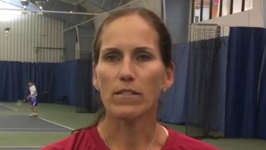 Stephanie Reece, Tennisspielerin