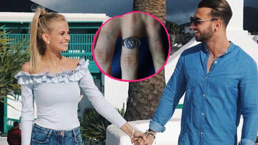 Nach Verlobung mit Stephie: Auch LI-Julian trägt einen Ring!