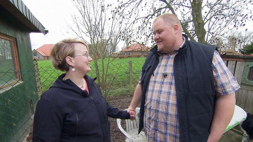"""Stephanie und Leif bei """"Bauer sucht Frau"""""""