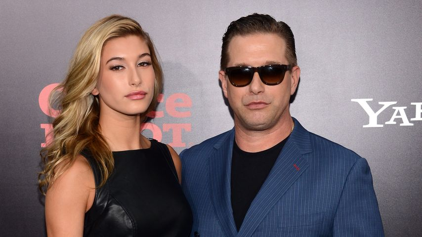 Hailey Baldwin und Stephen Baldwin