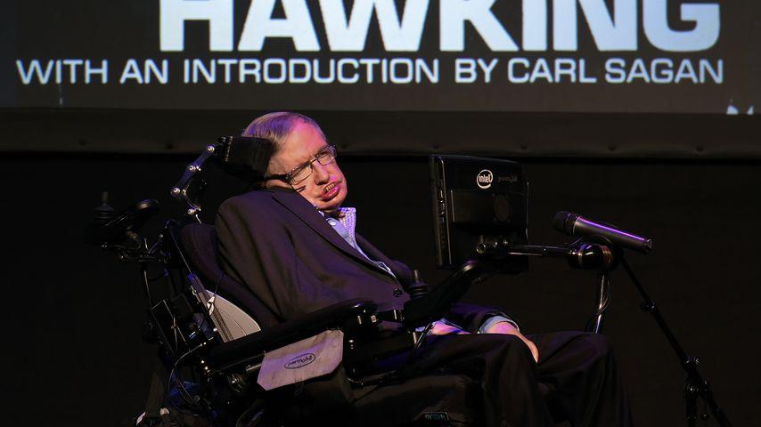 Stephen Hawking (†76): War sein Todestag Bestimmung?